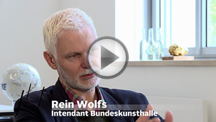 TALKING HEADS: Rein Wolf – Intendant der Bundeskunsthalle